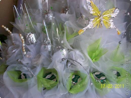 Букет из конфет. фото 2
