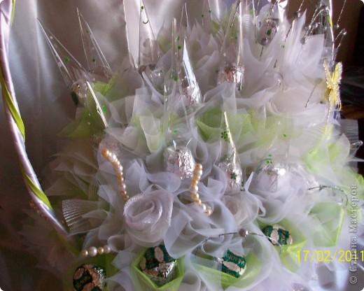 Букет из конфет. фото 3