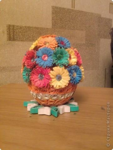 Яйцо шкатулка фото 1