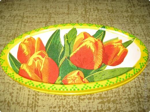 Тюльпаны - самые весенние цветы. Ушли к копилке  http://stranamasterov.ru/node/152769   фото 1