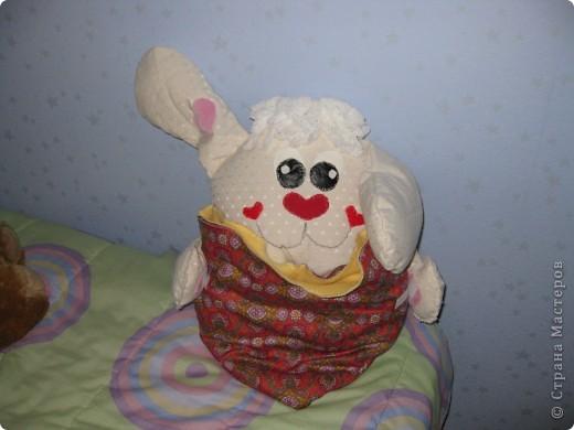 вот такие детские подушки-пижамницы получились... фото 10