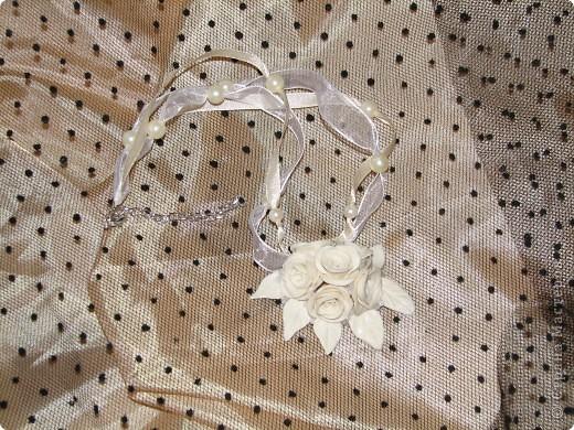 Свадебное украшение в ретро стиле фото 1