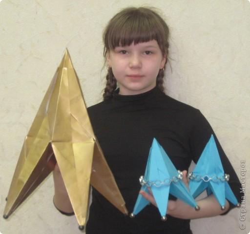 Калистратова Маша на конкурс ко Дню космонавтики смастерила космическое тело. фото 4