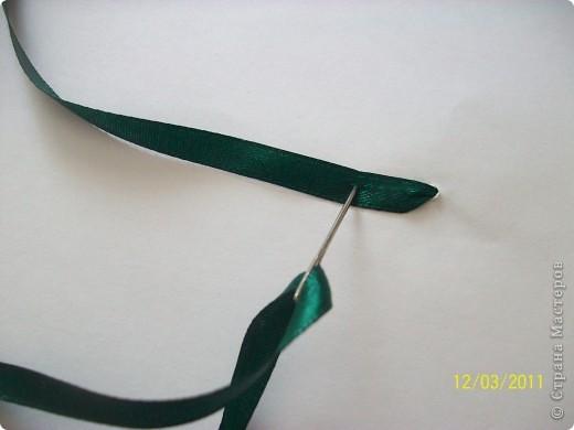 Вышивка лентами фото 8