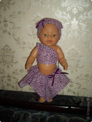 Одежда для кукол. фото 12
