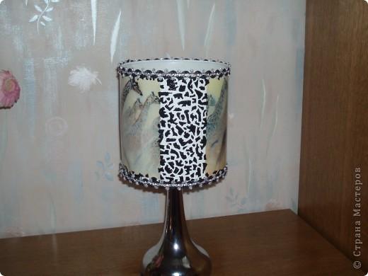 Общий вид лампы фото 4