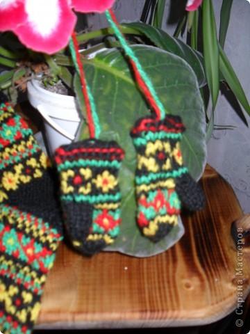Усть-Цилемские носки. фото 4