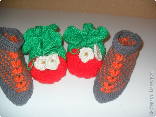 Усть-Цилемские носки. фото 6