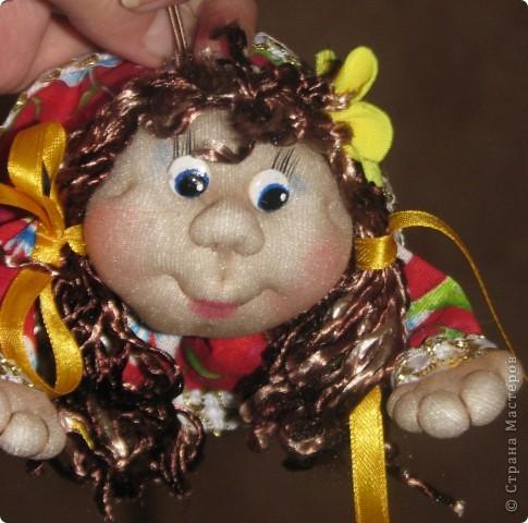 Вот такие первые куколки у меня получились...)) фото 3