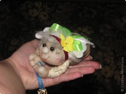 Вот такие первые куколки у меня получились...)) фото 5
