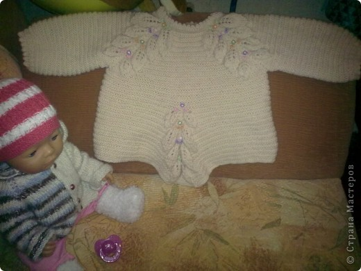Маленькой принцессе понравилась обновка. фото 1