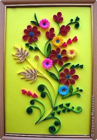 Цветочки для подружки