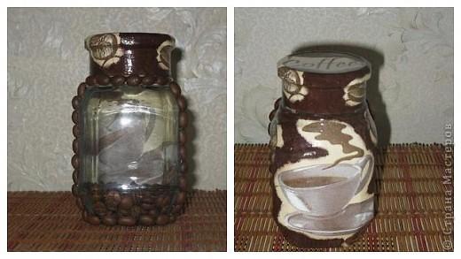 Вот такой кофейный наборчик я сделала в подарок на 8 марта своей сестричке!!! фото 4