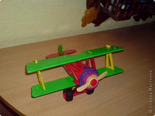 Модель самолета Ньюпорт - 17 фото 4
