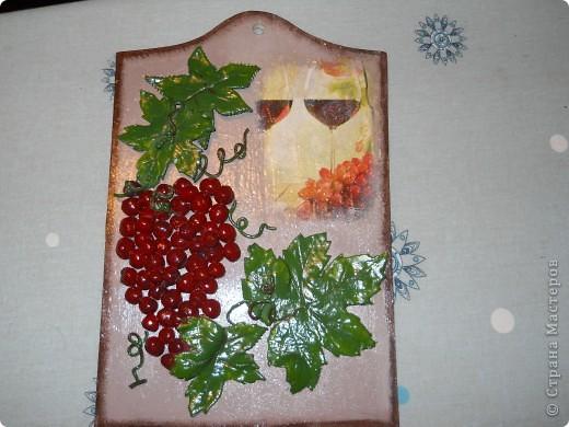 Соленое тесто и первый опыт декупажа фото 1