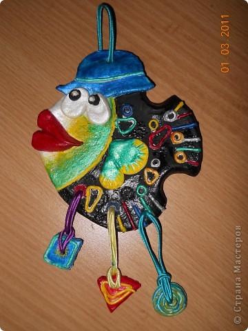 Рыбка в шляпке Роман фото 1