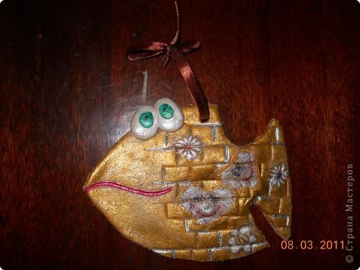 Рыбка в шляпке Роман фото 2