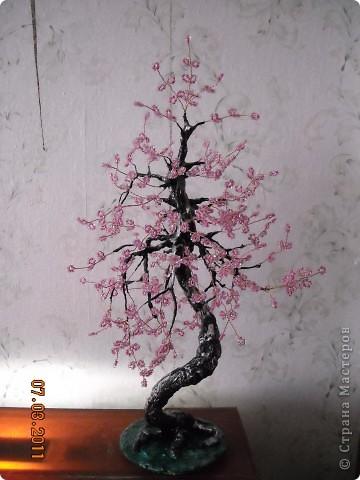 Бисерные деревья. фото 2