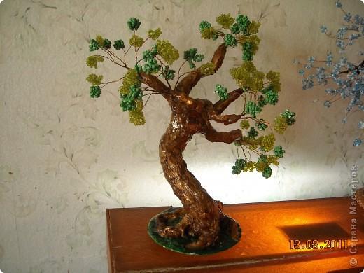 Бисерные деревья. фото 3