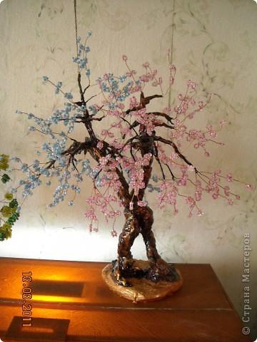 Бисерные деревья. фото 4