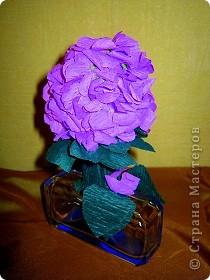 Давно хотела попробовать сделать соцветие гортензии. фото 2