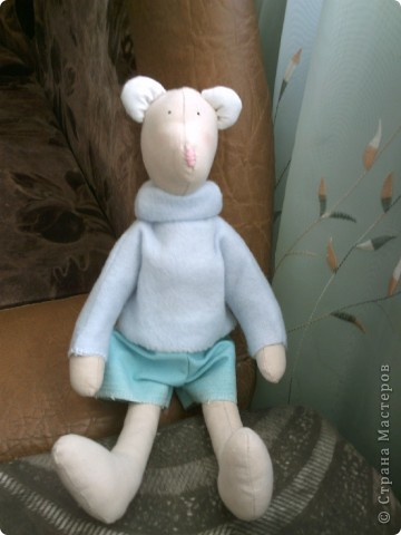 Мастер-класс по медвежонку Тильда тут: http://svetkinyrucodelki.blogspot.com/2011/03/blog-post.html  фото 1