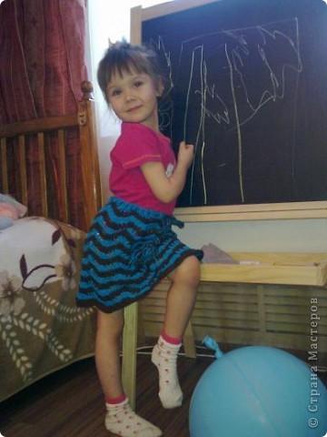 Это моя доченька Ярослава в очередной шапочке)))))  фото 33