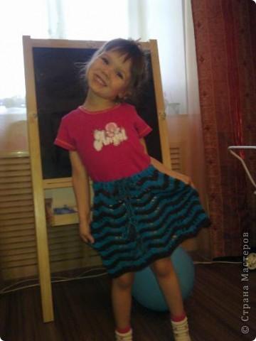Это моя доченька Ярослава в очередной шапочке)))))  фото 32
