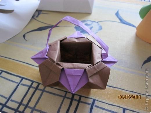 Спасибо, Поэма об оригами! Благодаря вашим урокам, я научилась делать оригами!!! фото 1
