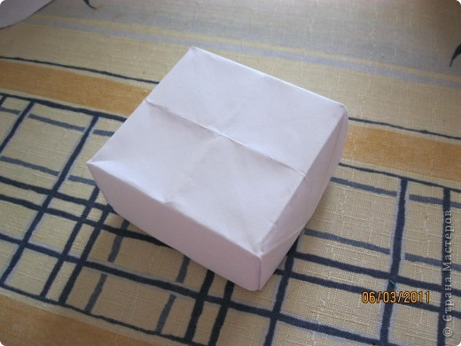Спасибо, Поэма об оригами! Благодаря вашим урокам, я научилась делать оригами!!! фото 2