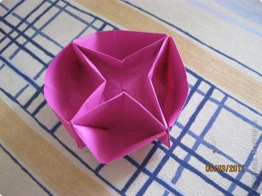 Спасибо, Поэма об оригами! Благодаря вашим урокам, я научилась делать оригами!!! фото 4