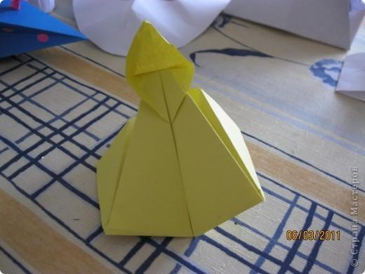 Спасибо, Поэма об оригами! Благодаря вашим урокам, я научилась делать оригами!!! фото 5