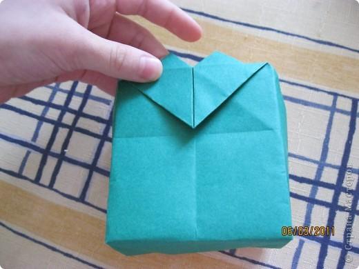 Спасибо, Поэма об оригами! Благодаря вашим урокам, я научилась делать оригами!!! фото 7