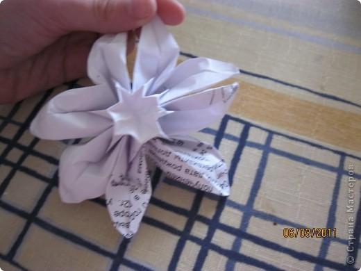 Спасибо, Поэма об оригами! Благодаря вашим урокам, я научилась делать оригами!!! фото 8
