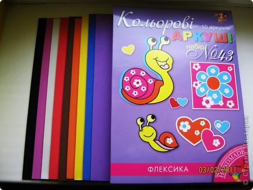 Давно и долго засматривалась я на пасхальную курочку мастерицы Елены с ником  ЛЕстНицА http://stranamasterov.ru/node/62761  Очень мне захотелось сотворить себе такую же, но столкнулась с проблемой отсутствия флексики в магазинах нашего города :(  Но затею не бросила и решила заказать флексику в интернет-магазине.  фото 2
