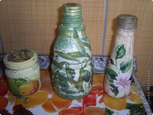 Первая бутылочка, используется под масло на даче фото 5