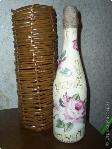 Первая бутылочка, используется под масло на даче фото 6