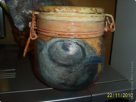 Первая бутылочка, используется под масло на даче фото 14