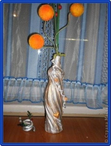 Ваза с цветами. фото 2