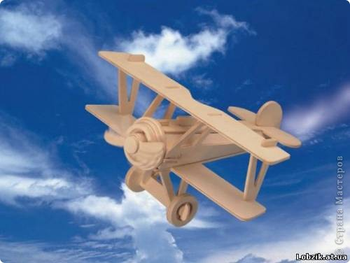 Модель самолета Ньюпорт - 17 фото 1
