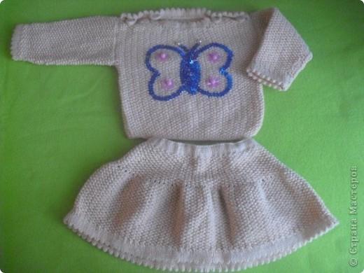 свитерок и юбчонка  фото 1