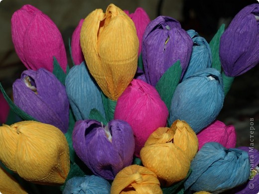 Цветы к 8-му марта фото 1