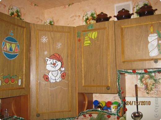 моя кухонька на Новый год