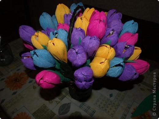 Цветы к 8-му марта фото 7