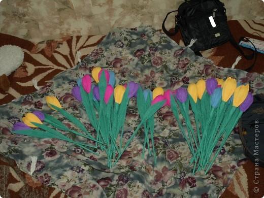 Цветы к 8-му марта фото 8