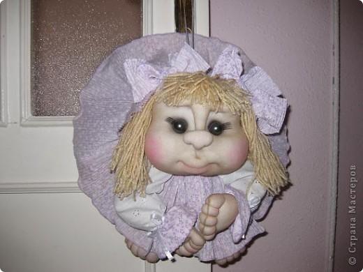 Дорогие мастерицы,сшила еще одну куклу на удачу!Шить их одно удовольствие!!!Спасибо Pawy за МК! фото 1