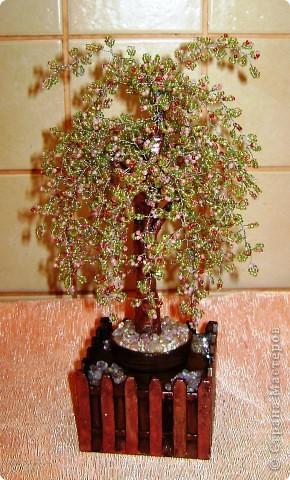 орхидея из бисера фото 5