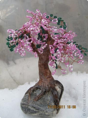 """Дерево любви """"Сакура"""". Дерево любви – символ любви, мощный талисман для зоны любви. Помогает привлечь любовь в свою жизнь, а также укрепить семейные отношения.  фото 1"""