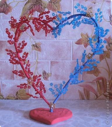 """Безуспешные попытки осилить бонсай пока оставлены и потому представляю свое четвертое в общем зачете дерево (ну раз есть листья и цветы) - """"Сердечное"""". фото 1"""