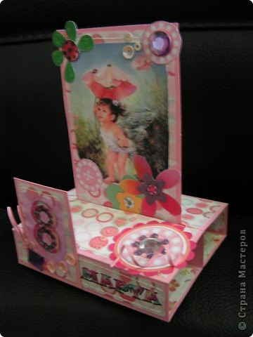 открытка-подставка фото 3